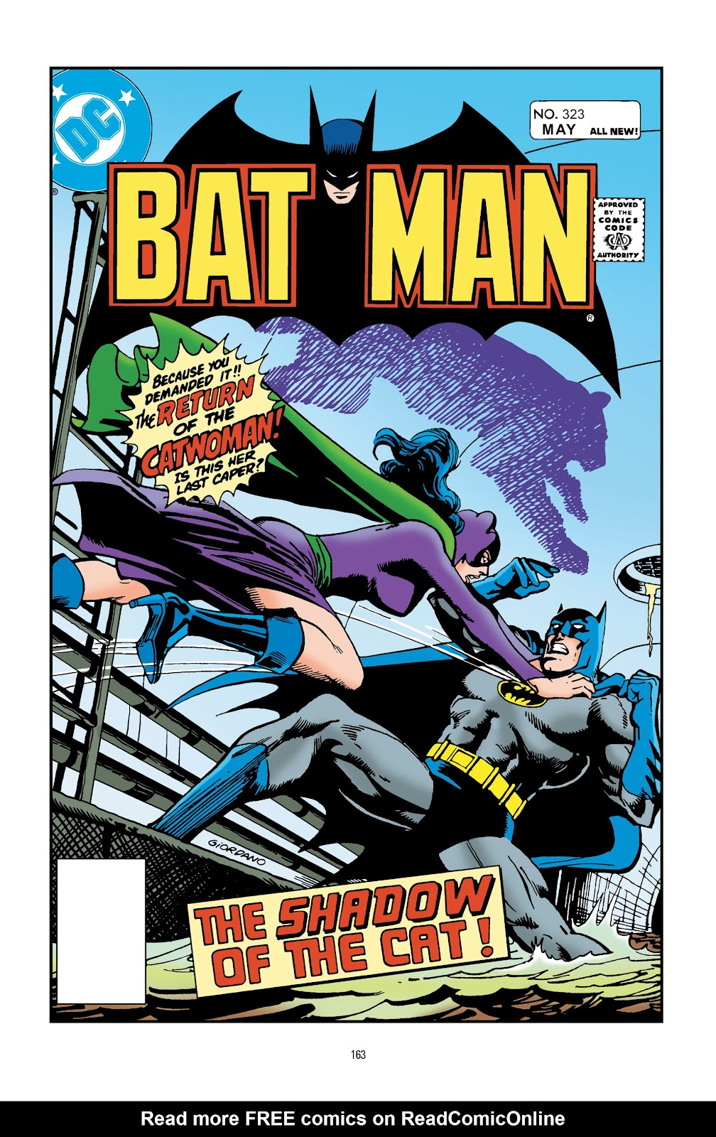 Read online Catwoman: A Celebration of 75 Years comic -  Issue # TPB (Part 2) - 64