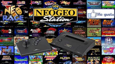 EMULADOR NEOGEO + 200 JUEGOS (PC) 2.2Gb (Inglés- Español) MEGA (Portable) (RAR)