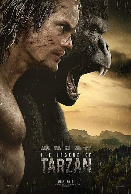 Sinopsis Film The Legend of Tarzan (2016)