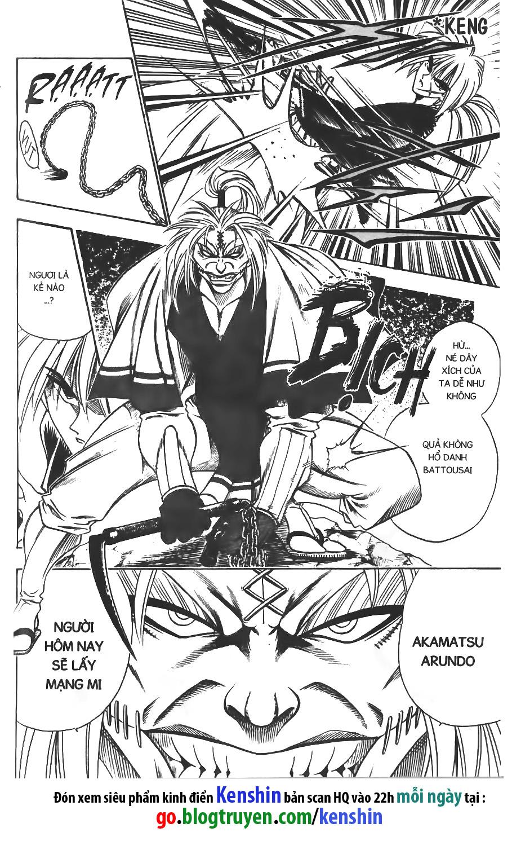 Rurouni Kenshin chap 50 trang 17