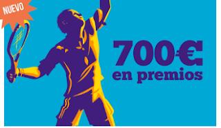 paf 50 euros diarios con Australian Open 2017