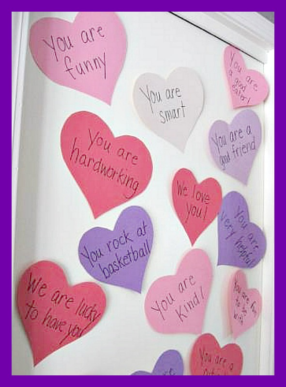 Valentines Ways To Say I Love You To Kids Kids Creative Chaos