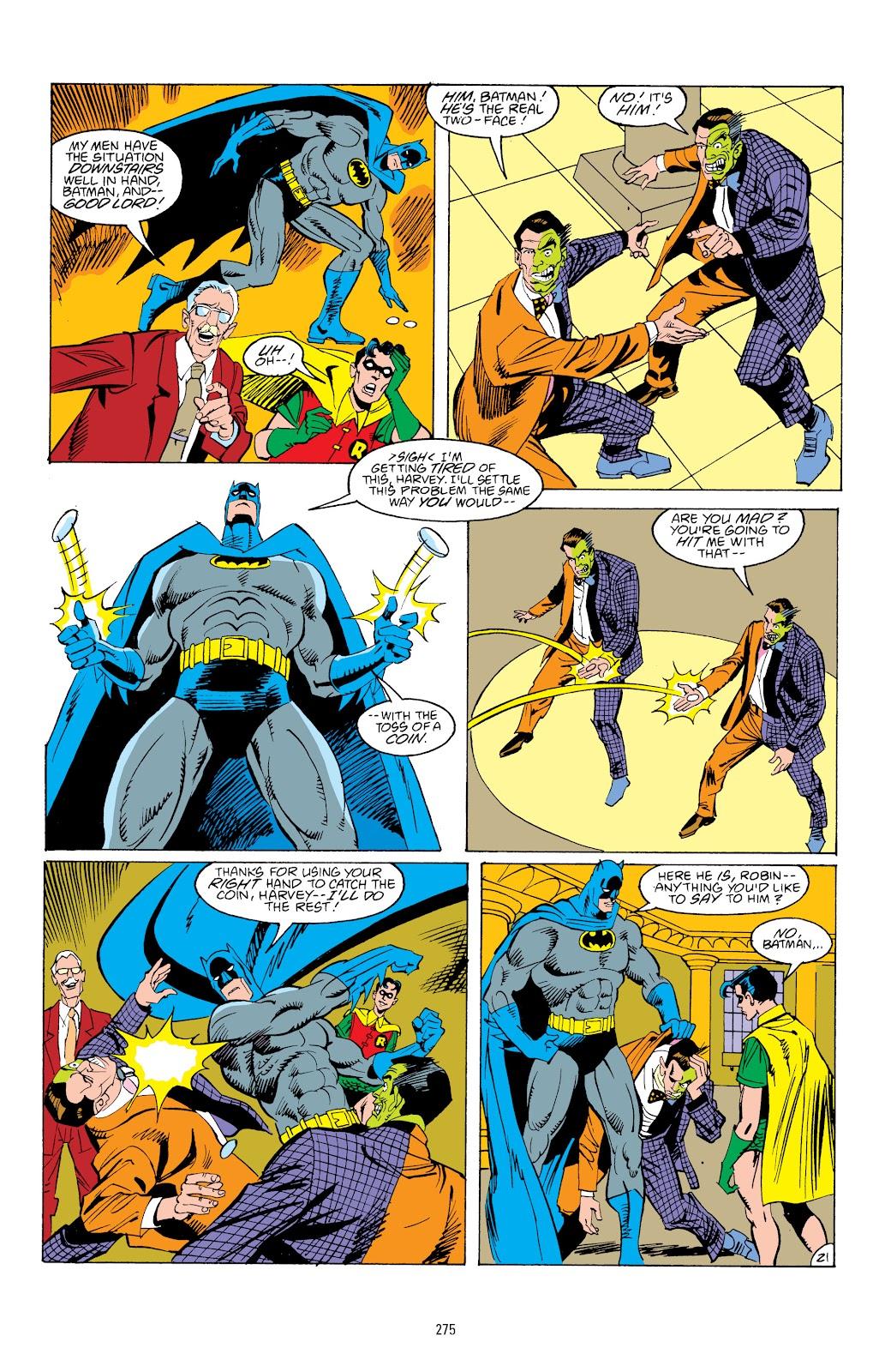 Read online Detective Comics (1937) comic -  Issue # _TPB Batman - The Dark Knight Detective 1 (Part 3) - 75
