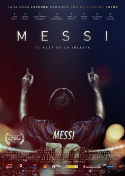 Messi: La Pelicula en Español Latino