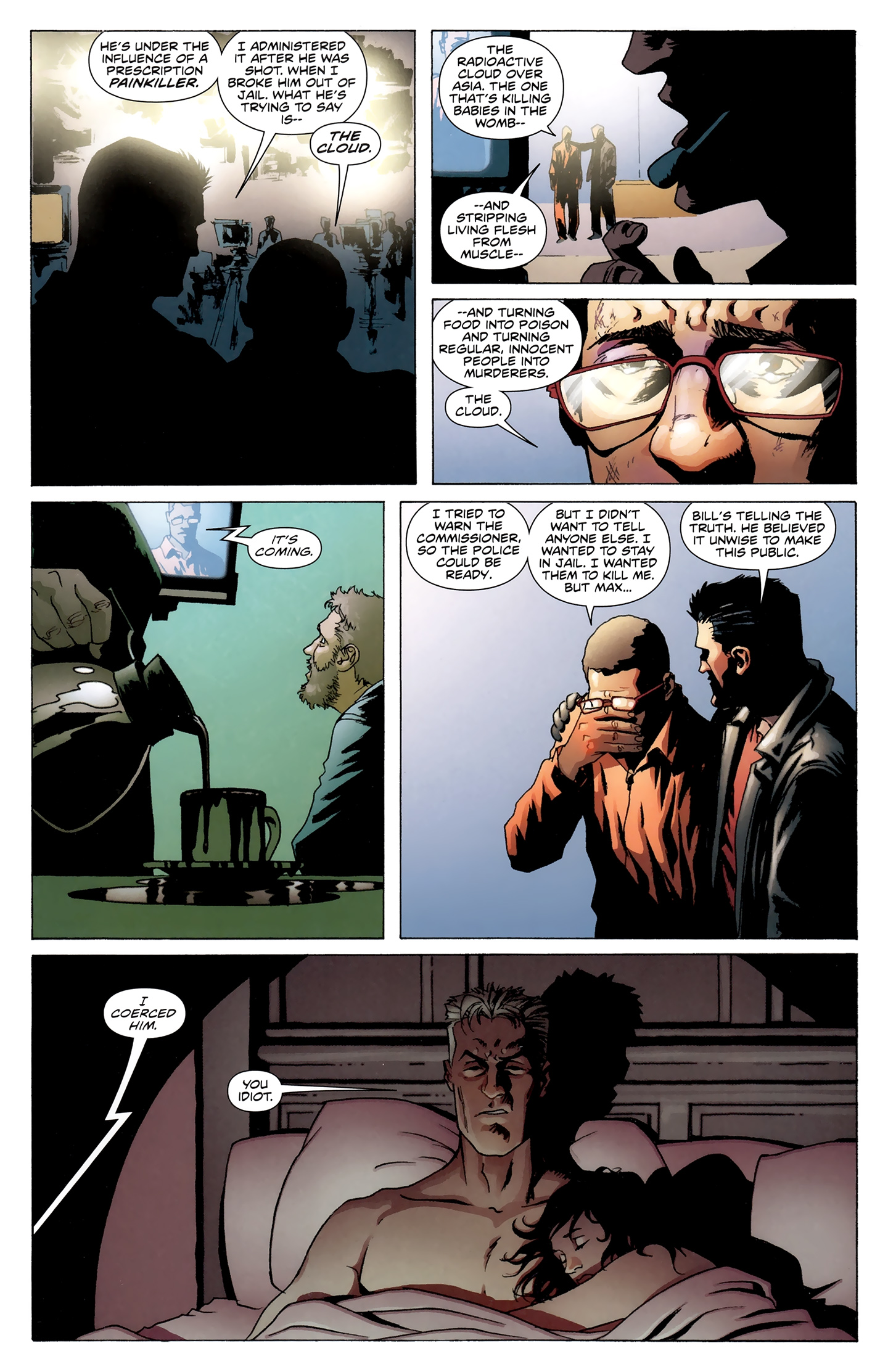 Read online Incorruptible comic -  Issue #28 - 20