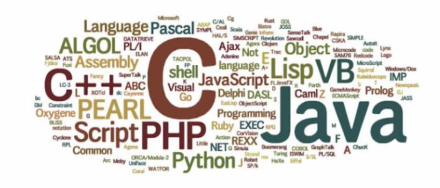 Veja qual foi a linguagem de programação mais popular em 2015.