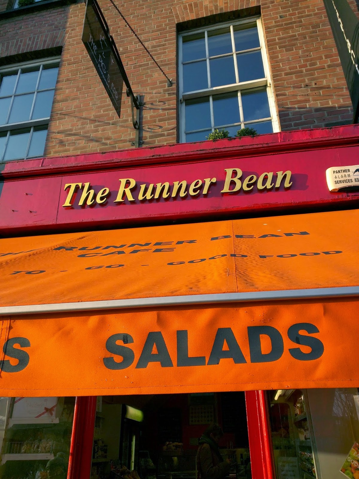 The Runner Bean in Dublin