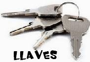 http://manualidadesreciclajes.blogspot.com.es/2013/12/manualidades-con-llaves.html