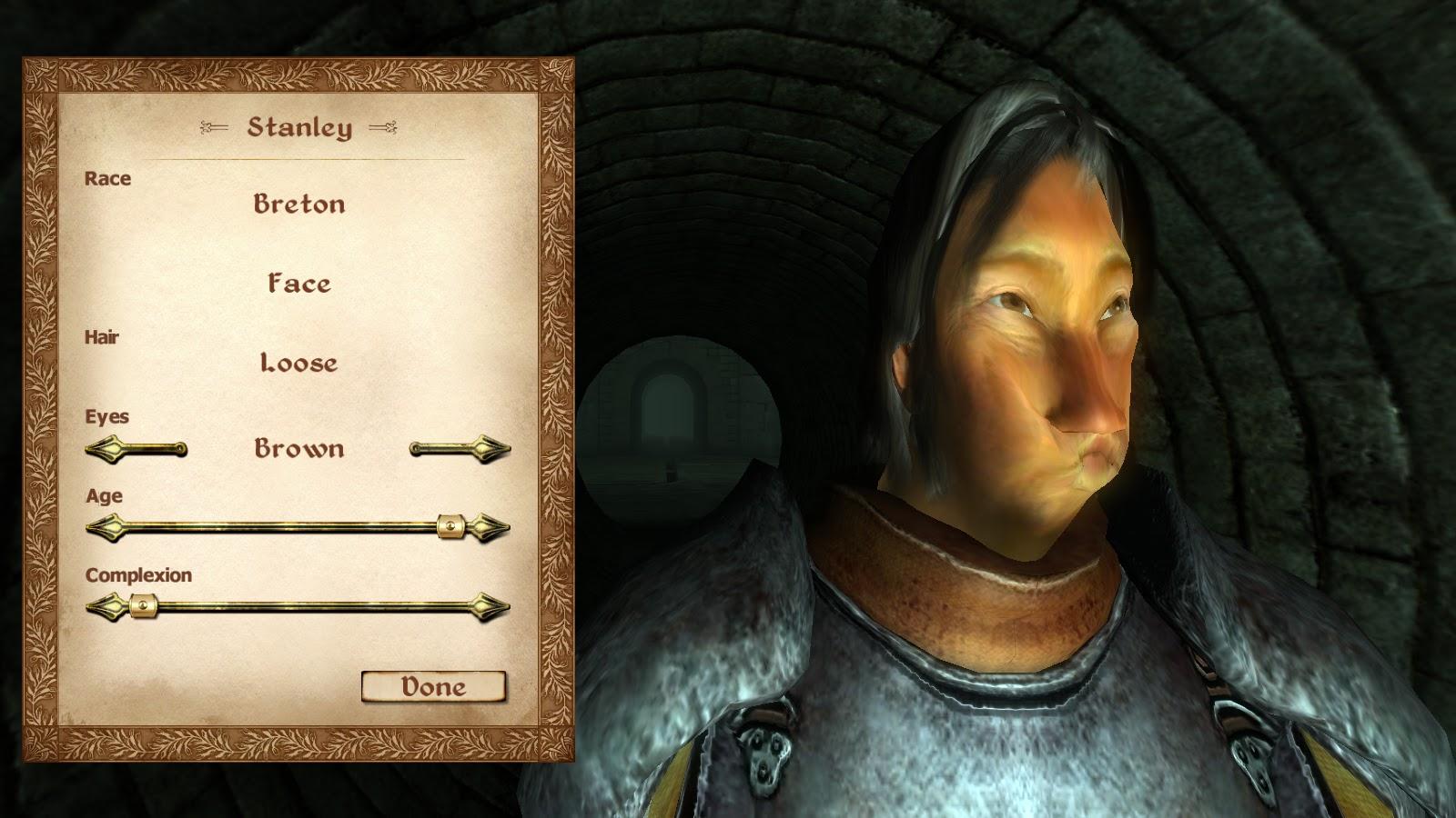 Oblivion Faces Images - Reverse Search