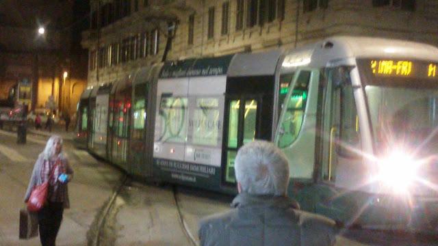 Situazione Trasporto Pubblico Roma martedì 2 aprile