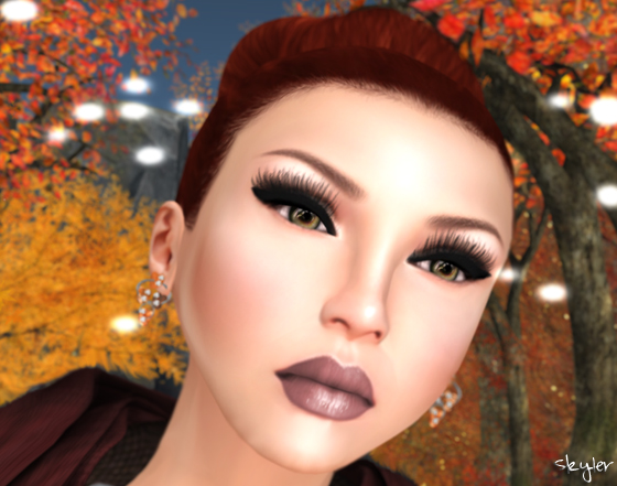 SL Outfit of the Day: Autumn Splendor