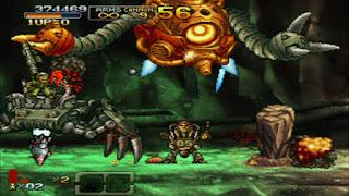 Metal Slug XX PSP Game Without Emulator
