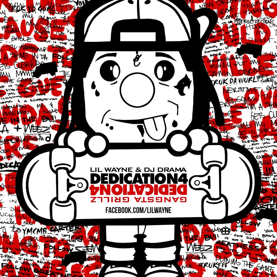Mixtape subtitulada: Dedication 4 - Fans De Lil Wayne