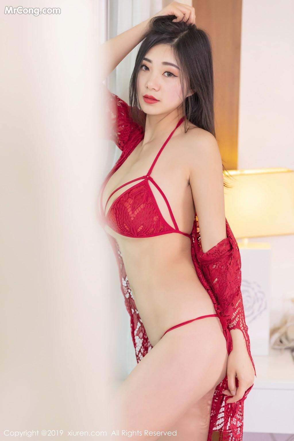 Image XIUREN-No.1327-KiKi-MrCong.com-039 in post XIUREN No.1327: 宋-KiKi (44 ảnh)