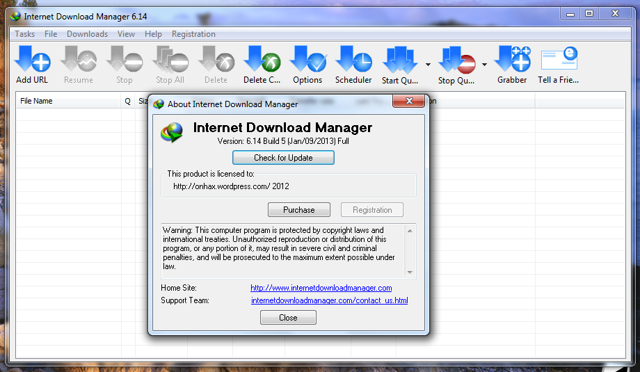 idm free download with crack file latest version 2013