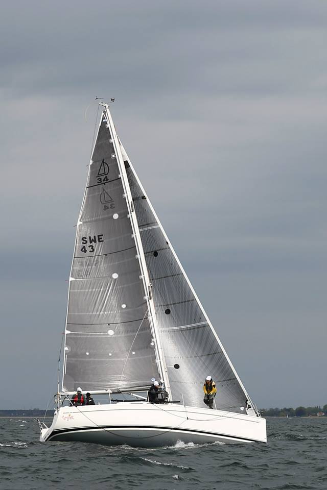 North Sails Trim Cup 2015