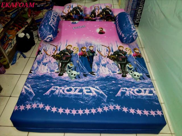 sofa bed inoac motif frozen ping saat di fungsikan sebagai kasur inoac normal