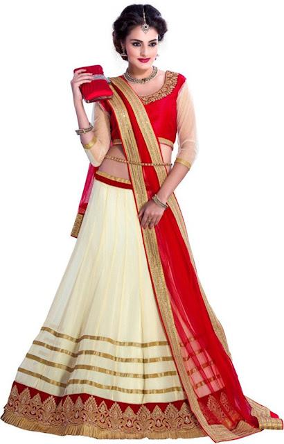 Lehenga Saree or Saree Gown