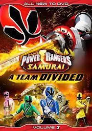 Power Rangers Samurai Morphin Onto DVDs on Tuesday, January 15th!