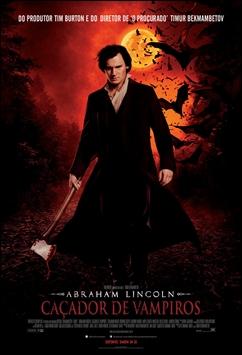 Baixar Abraham Lincoln: Caçador de Vampiros Dublado Grátis