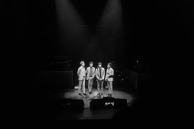 Sweet Sorrow at 2017 Harmony Concert