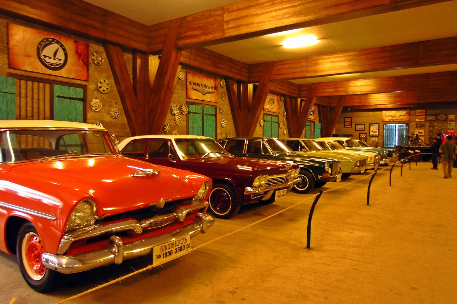 Museum Angkut (Koleksi Mobil Klasik)