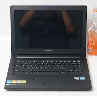 Jual Lenovo G400s Laptop Gaming Bekas