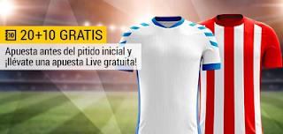 bwin promocion Tenerife vs Sporting 18 mayo