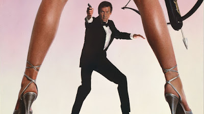 BOND '17 - Sir Roger Moore