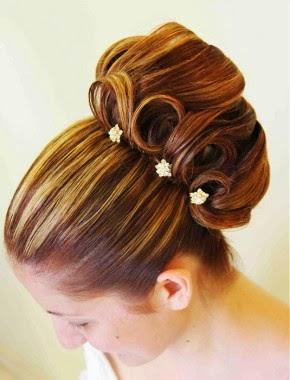 Gaya Rambut Untuk Pesta Pernikahan Terbaru - Gaya Rambut