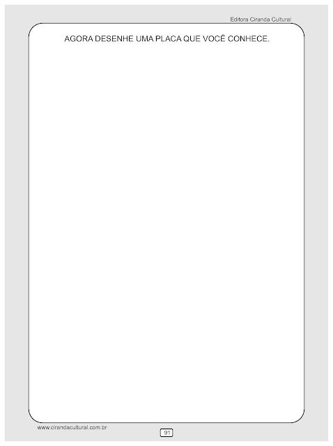 atividades de matematica conceitos placas