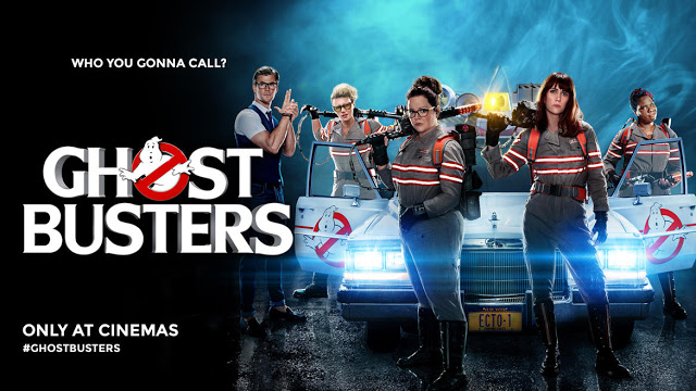 ghostbusters 2016 cover poster trailer