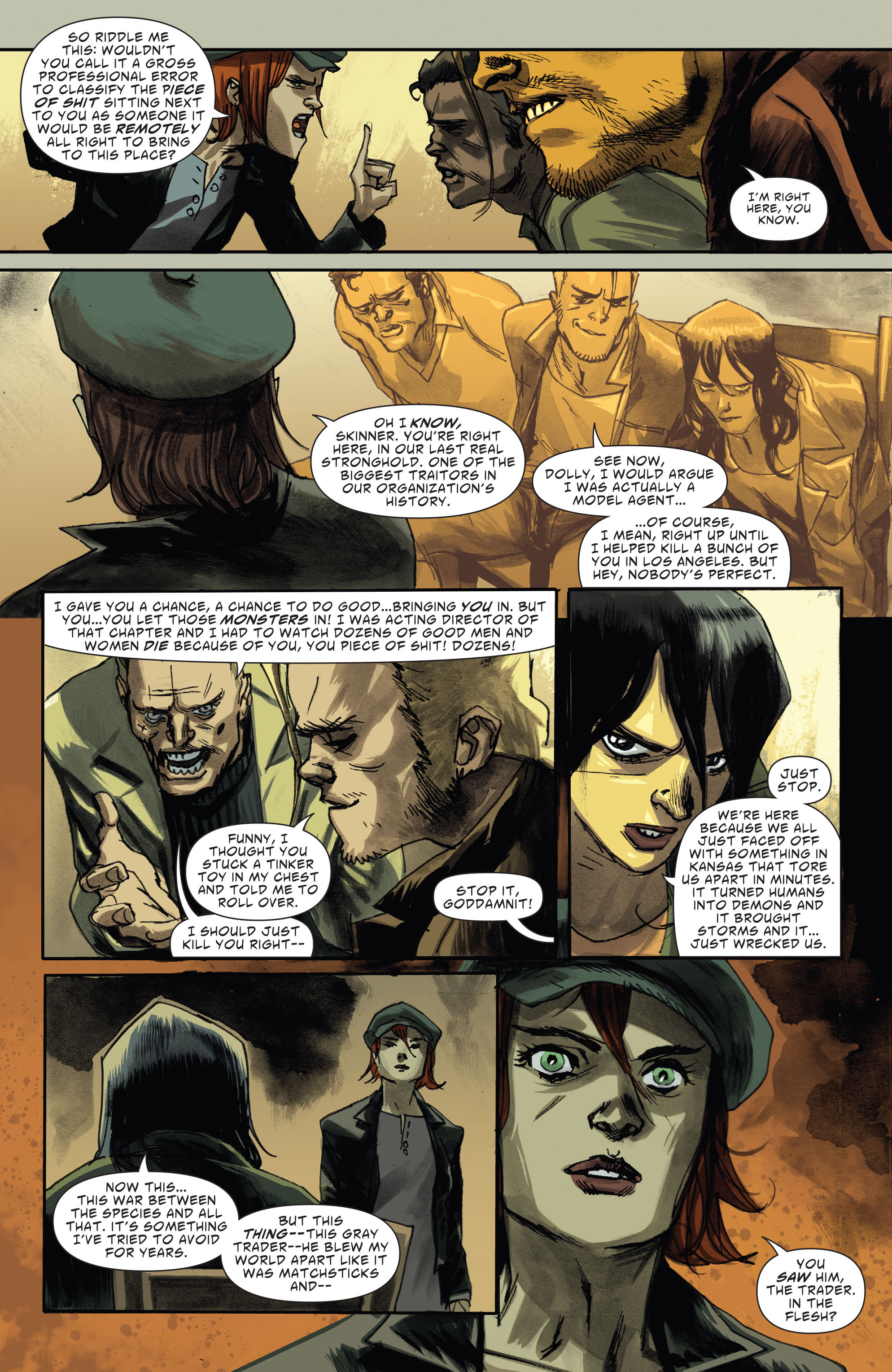Read online American Vampire: Second Cycle comic -  Issue #6 - 11