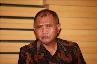 Agus Rahardjo : Saya Tidak Bermaksud Menyandera DPR