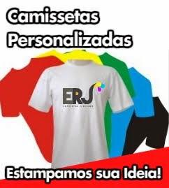 52642c3a8e Camisas Personalizadas Rio de Janeiro