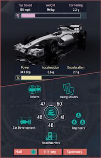 Motorsport Manager v1.1.5 APK Data Terbaru