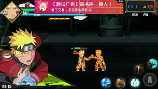 Download Naruto Senki Mod Storm Generations APK