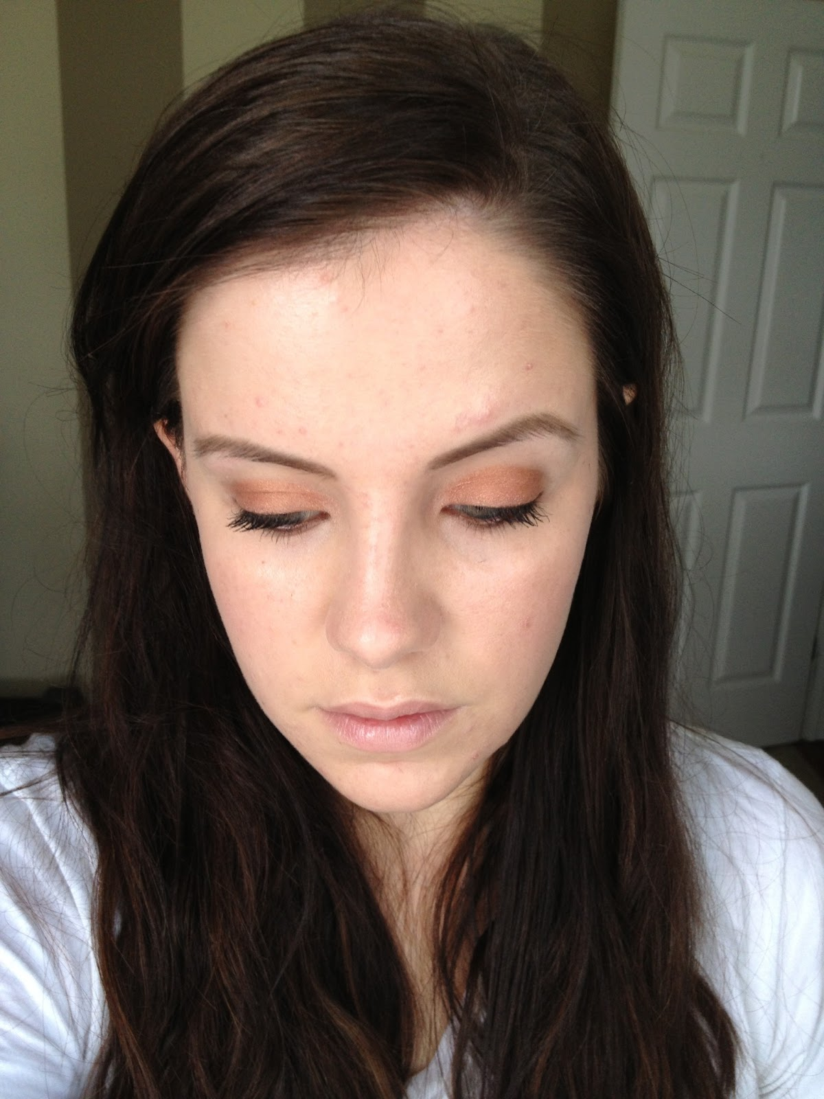 Copper Smokey Eyes Early Fall Makeup Look: In The Pursuit Of Novelty: Nars California For A Copper