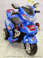 Motor Mainan Aki Pliko PK9818 Brigade Motor