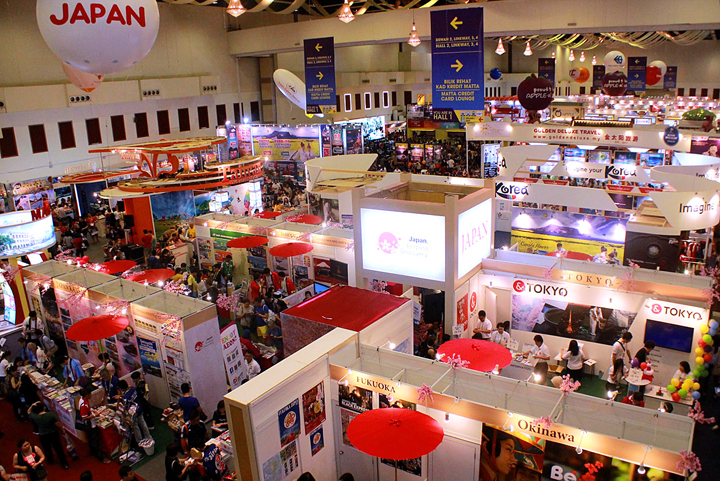 Promosi Matta Fair - Traveloka Saleabration 2019