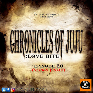 Cover picture for Chronicles of Juju (Season Finale)
