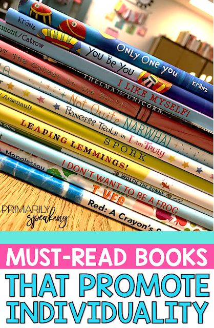 Books About Being Different