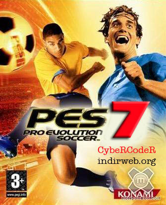 PES 2007 Cover