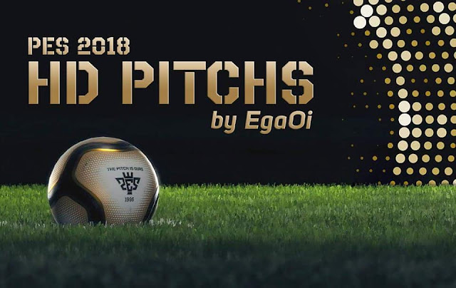 HD Real Pitch For PES 2018