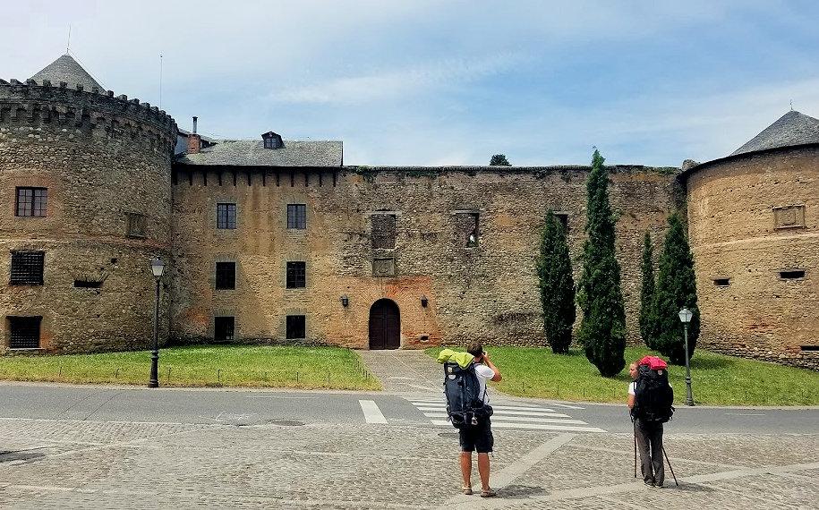 Castillo-Palacio de los Marqueses. Photo: © Lisa Foradori.