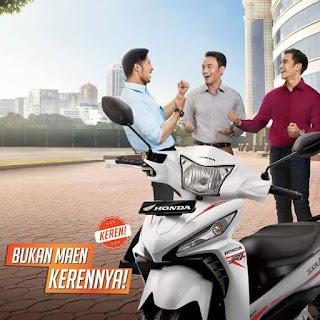 Harga Motor Honda Revo wilayah Bandung