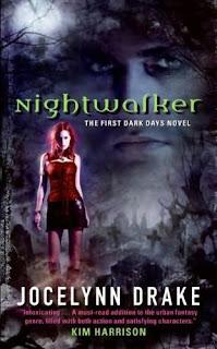 Nightwalker – Jocelyn Drake