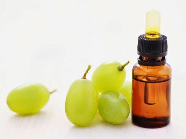 Sử dụng dầu hạt nho