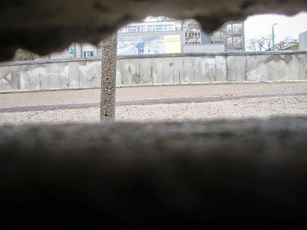 The Berlin Wall in Berlin, Germany