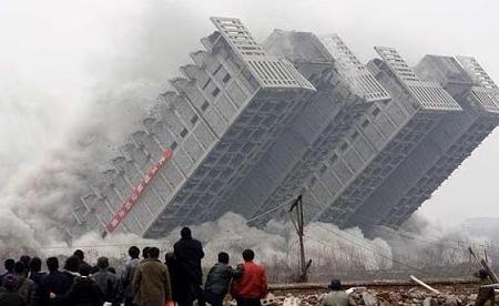TOP 10 Demolition Failures